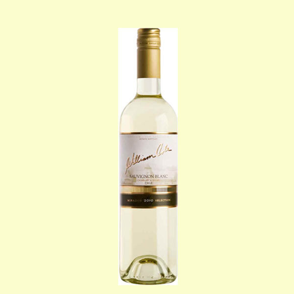 Mirador Sauvignon Blanc, William Cole
